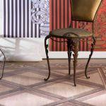 pavimento-legno-interno-tappeto-intreccio-artistico_1 [©GAZZOTTI]