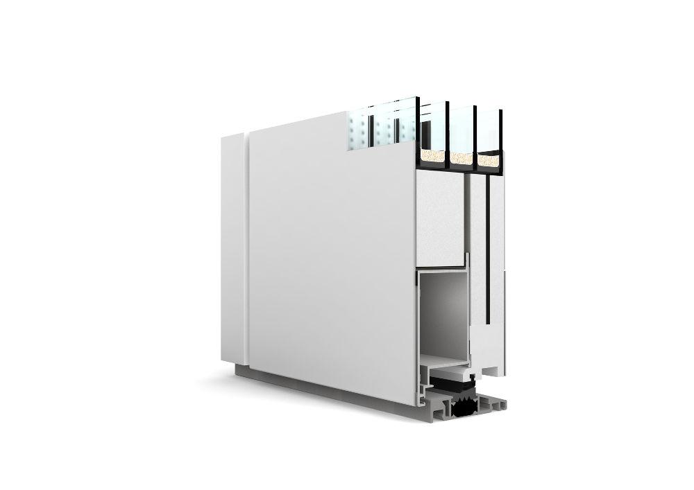 porta-blindata-ingresso-Internorm-modello-AT410-studio-dettaglio_1 [©INTERNORM] aria-label=