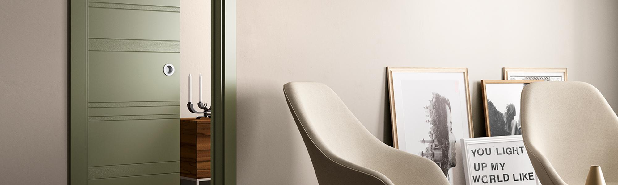 porta-interna-FerreroLegno-modello-Rolling [©FERREROLEGNO] aria-label=