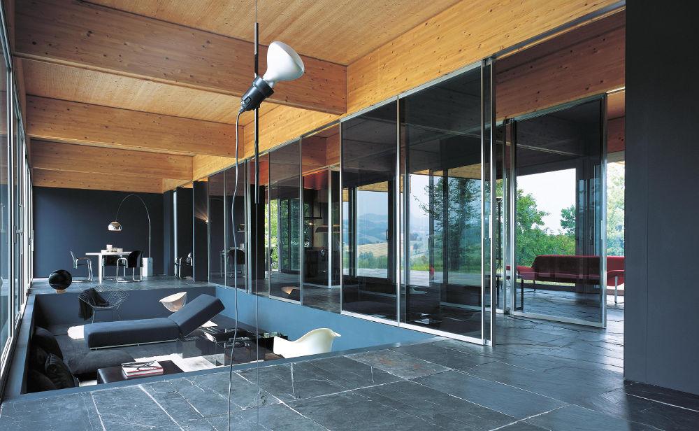 porta-interna-scorrevole-vetro-TreP-modello-Pavilion-Light-divisore-lunghezza [©TRE-P] aria-label=