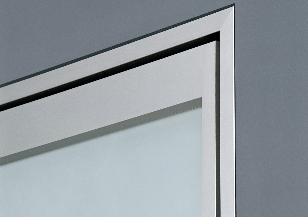 Porta interna vetro luce trep modello planus3 dettaglio 1 - Porta interna vetro ...