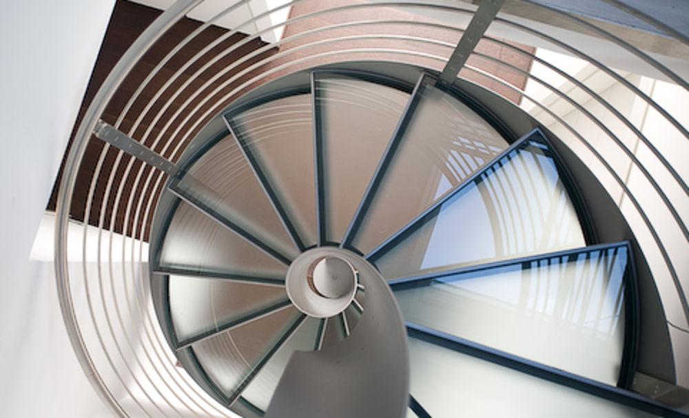 scala-chiocciola-modello-Elica-GlassAir- 7C_2 [©FONTANOT] aria-label=
