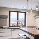 serramenti-finestra-cucina-luce-Internorm-modello-HF410 [©INTERNORM]
