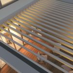 pergola-tenda-da-sole-Hella-modello-Esotica-dettaglio-alto-struttura-luce_1 [©HELLA]