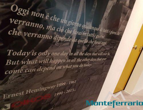 Monteferrario e OIKOS Venezia Srl
